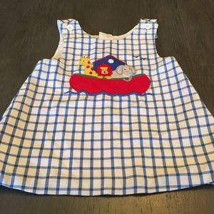 Jelly kids Noah ark dress sz 18 months